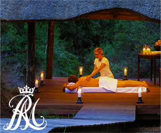 The Royal Malewane Bush Spa
